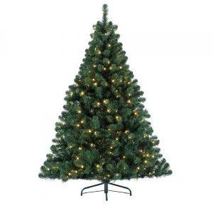 sapin artificiel de no l pr illumin vancouver h210 cm vert enneig sapin artificiel de no l. Black Bedroom Furniture Sets. Home Design Ideas