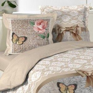 housse de couette et deux taies 240 cm boh me chic housse de couette eminza. Black Bedroom Furniture Sets. Home Design Ideas