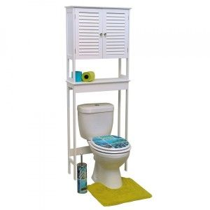 Mobile WC Florance Bianco