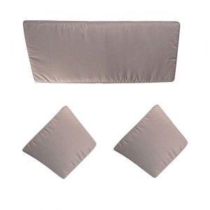 Coussin et matelas pour mobilier - Textile d\'extérieur - Eminza
