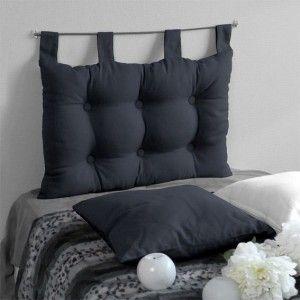 Vous aimerez aussi : T�te de lit (63 cm) Capiton Anthracite