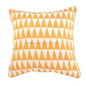 Housse de coussin Backgammon Orange