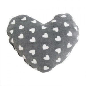 Coussin Sweet lovely Gris