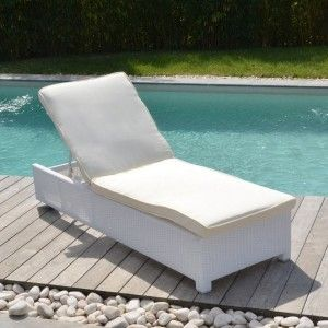 Bain de soleil Empoli - Blanc