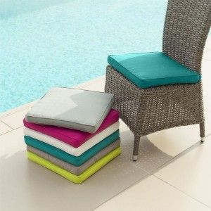 Coussin de chaise River - Lagon