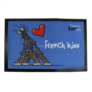 Tappeto multiuso (60 cm) French Kiss