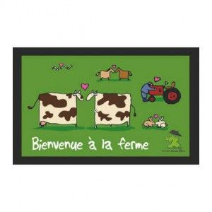 Tapis multi-usage (60 cm) Agricole love