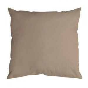Coussin (60 cm) Nelson Taupe
