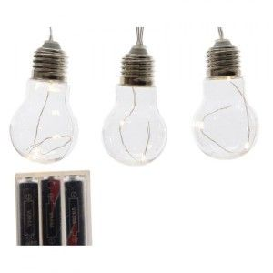 Guirlande lumineuse Ampoules - Blanc chaud