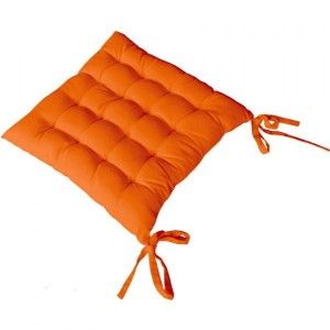 Coussin de chaise Etna Orange