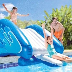 Scivolo per piscine interrate - Intex