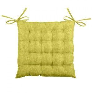 Galette et coussin de chaise - Déco textile - Eminza