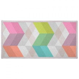 Tapis multi-usage (115 cm) Ultragraphic Pastel