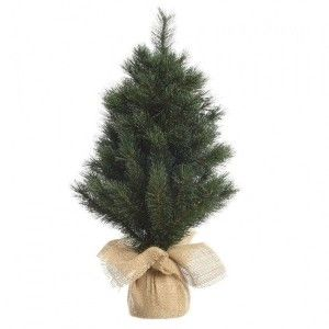 Sapin artificiel de table Norway H45 cm Vert