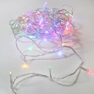 Luces de Navidad Timer 30 m Multicolor 300 LED CT