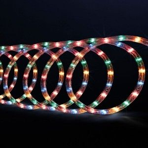 Tubo luminoso 30 m Multicolor 540 LED