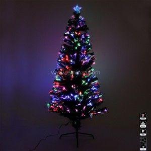 Glasvezel kerstboom Féerique H150 cm - Kunstkerstbomen en kunstbomen ...