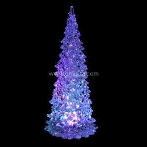 Sapin lumineux Figwood Multicouleur