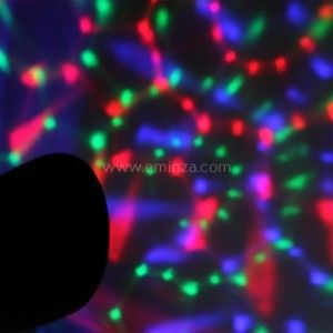 Projecteur laser ColorPoint Multicouleur 3 LED