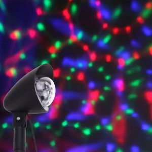 Proiettore ColorPoint Multicolore 3 LED