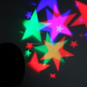 Projecteur laser ColorStar Multicouleur 3 LED