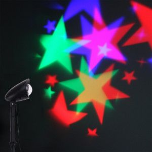 Proiettore ColorStar Multicolore 3 LED
