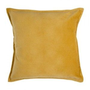 Coussin Lilou Ocre