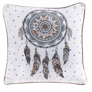 rideau 145 x h260 cm cobra chocolat rideau tamisant eminza. Black Bedroom Furniture Sets. Home Design Ideas