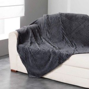 coussin 40 cm z line gris d co textile eminza. Black Bedroom Furniture Sets. Home Design Ideas