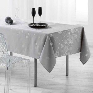 Nappe rectangulaire (L300 cm) Constellation Gris