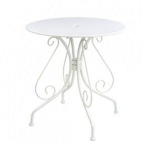 Table de jardin + Style fer forgé - Salon de jardin, table et chaise ...