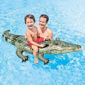 Alligator - Intex Schwimmtier