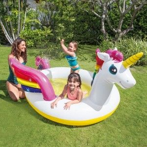 Piscine Fontaine Licorne - Intex