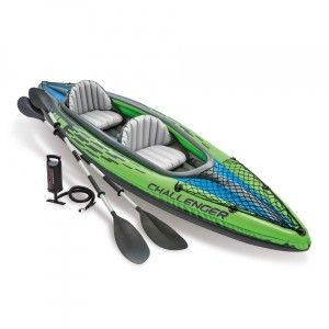 Kayak gonflable Challenger K2 2 places - Intex