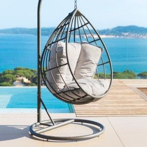 Loveuse suspendue Merengue - Gris