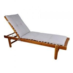 coussin de bain de soleil aquatika taupe coussin et matelas pour mobilier eminza. Black Bedroom Furniture Sets. Home Design Ideas