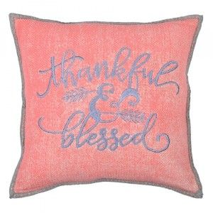 Coussin ( 40 cm) Blessed Rose