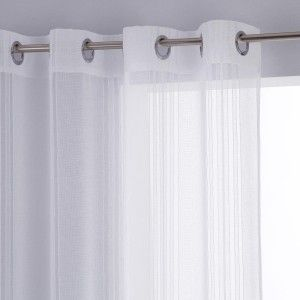 voilage rideau voilage store 3 eminza. Black Bedroom Furniture Sets. Home Design Ideas