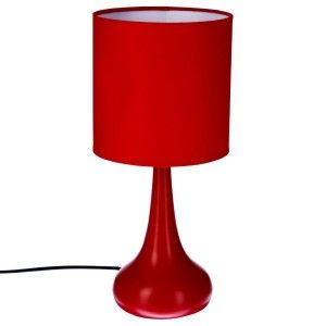 Lampe à poser Touch Rouge