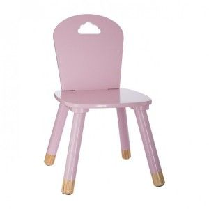 Chaise Douceur Rose