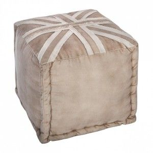Pouf London Beige