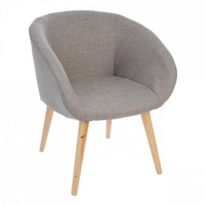 Chaise Nym Gris