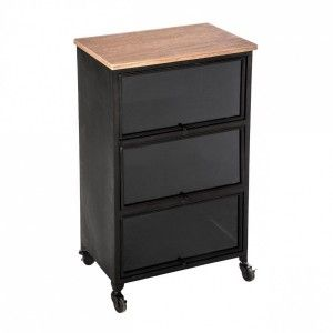 Commode Joris Noir