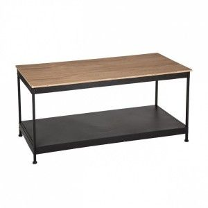 Table basse Joris Noire