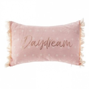 Coussin rectangulaire Daydream Rose