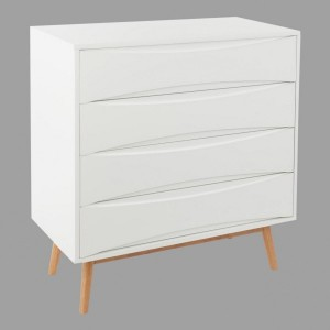 Commode Aban Blanche