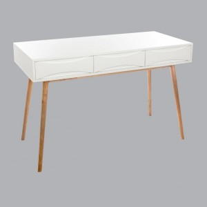 Console Aban Blanche