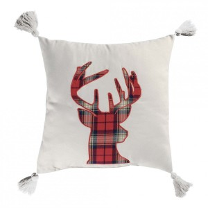 Coussin (40 cm) Scottish Naturel
