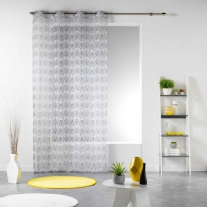 Visillo (140 x 240 cm) Evy Side Blanco