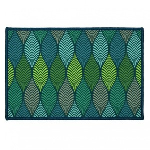 Alfombra multiusos  (60 cm) Winter Green Azul